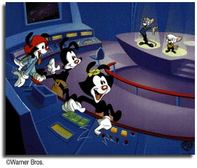 Animaniacs in Star Truck